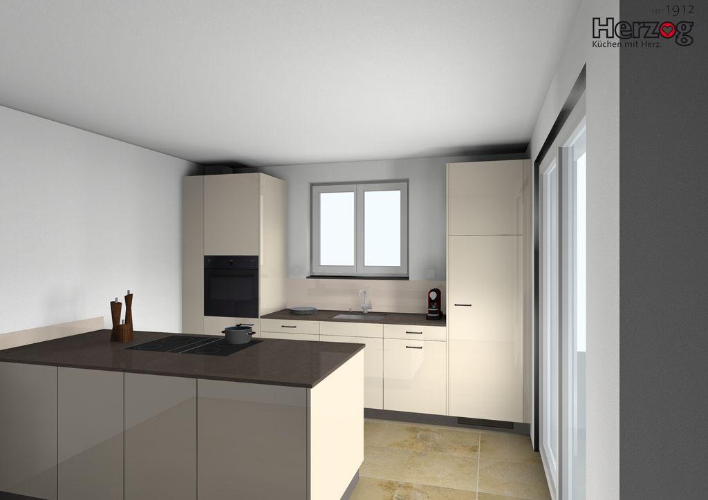 Küche 3.5-ZWhng